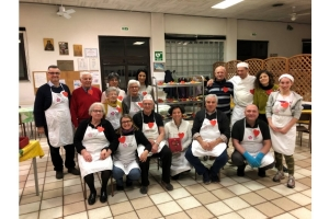 CASE STUDY: Non di Solo Pane - food charity shopping bag project