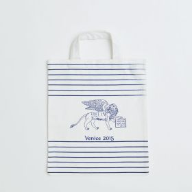 Branded Black 5oz Cotton Tote Bag with Short Handles - Direct from Manufacturer