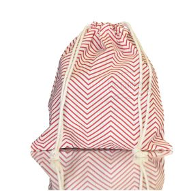 "Cotton drawstring bag (5.91"" x 7.87"" inches)"