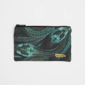 small canvas flat pouch bag with zip wholesale - Direct from Manufacturer