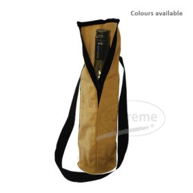 """Canvas Bottle Bags 3.54""""inches(w) x 10.24""""(h) inches"""