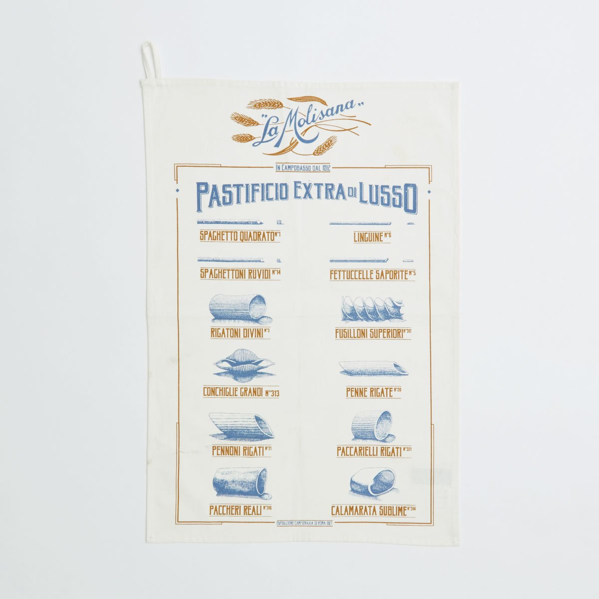 custom made teatowel direct from ethical bags supplier of UK