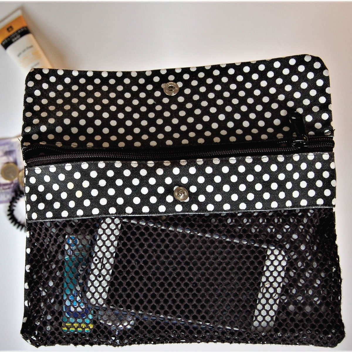 cosmetic bags wholesale