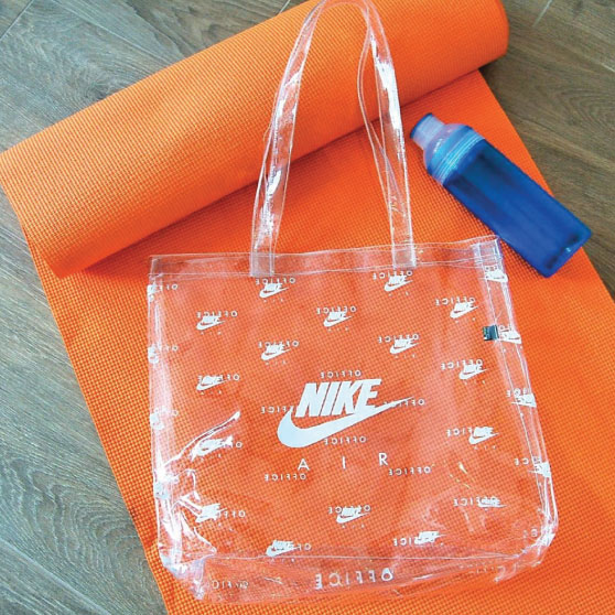 clear tote bags wholesale